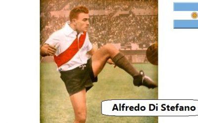 Alfredo Di Stefano ciekawostki