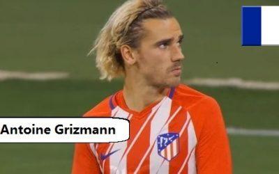 Antoine Griezmann ciekawostki
