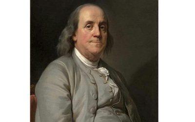 Benjamin Franklin ciekawostki
