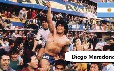 Diego Maradona ciekawostki