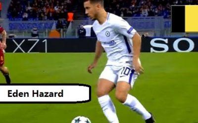 Eden Hazard ciekawostki