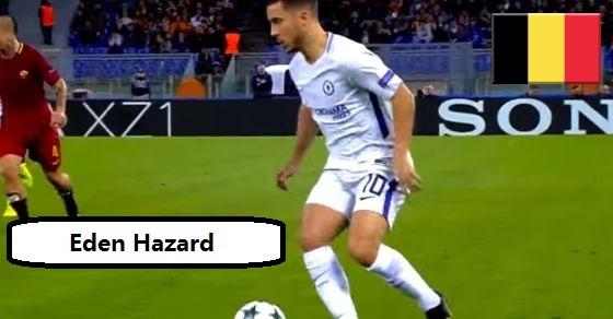Eden Hazard ciekawostki2