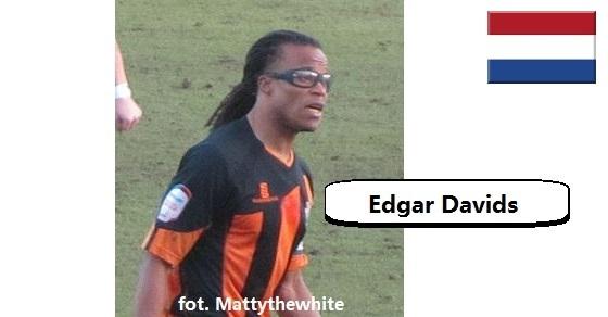 Edgar Davids ciekawostki