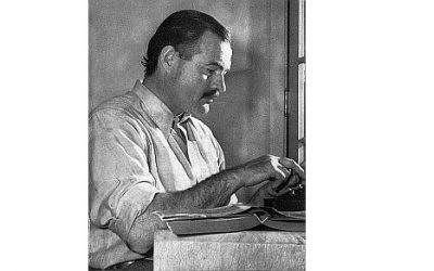Ernest Hemingway ciekawostki