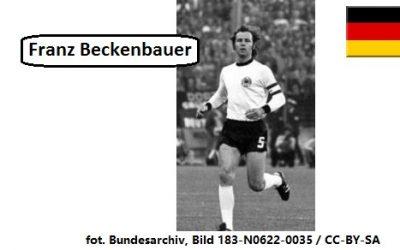 Franz Beckenbauer ciekawostki
