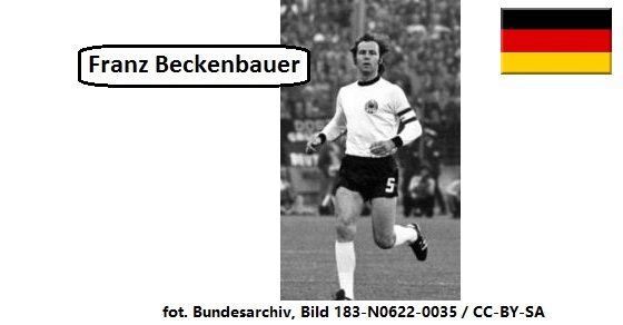 Franz Beckenbauer zdjęcie