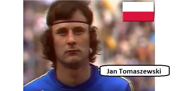 Jan Tomaszewski ciekawostki