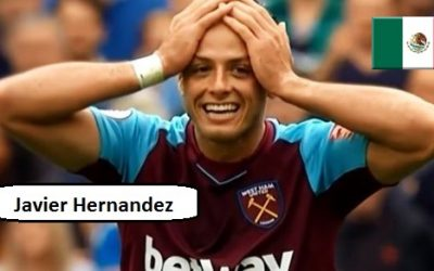 Javier Hernandez ciekawostki