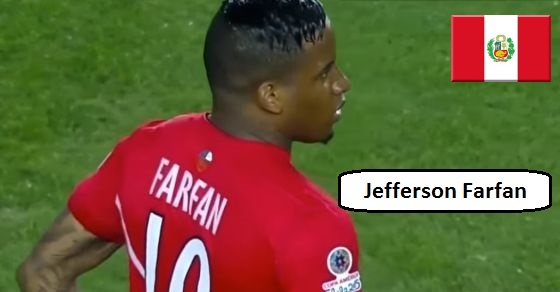 Jefferson Farfan ciekawostki