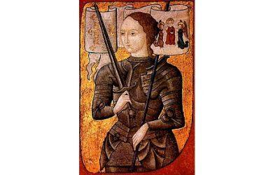 Joanna d'Arc ciekawostki