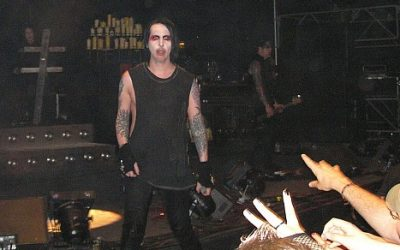 Marilyn Manson ciekawostki