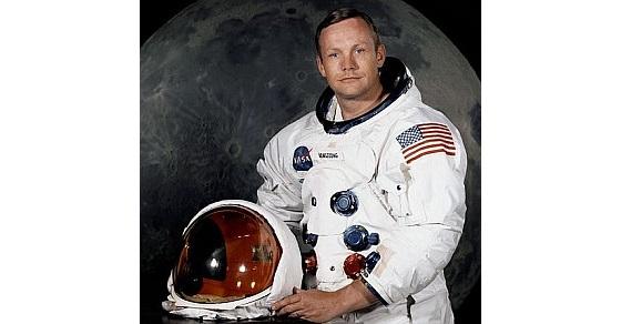 Neil Armstrong ciekawostki