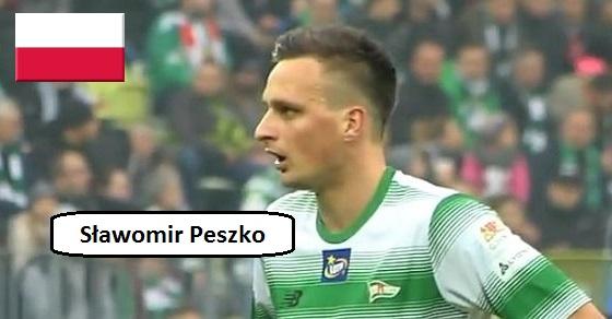 Sławomir Peszko ciekawostki