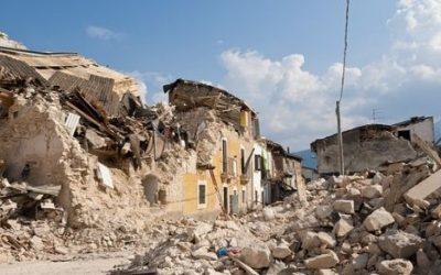 Trzęsienie ziemi ciekawostki