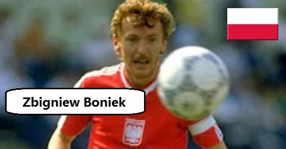Zbigniew Boniek ciekawostki