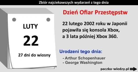 22lutego