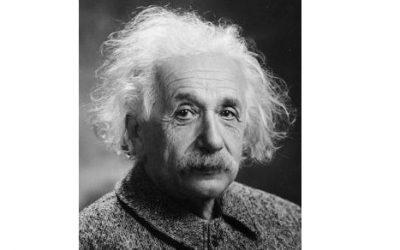 Albert Einstein ciekawostki
