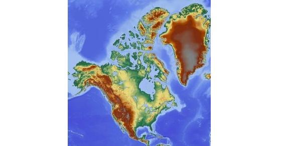 Ameryka Północna ciekawostki