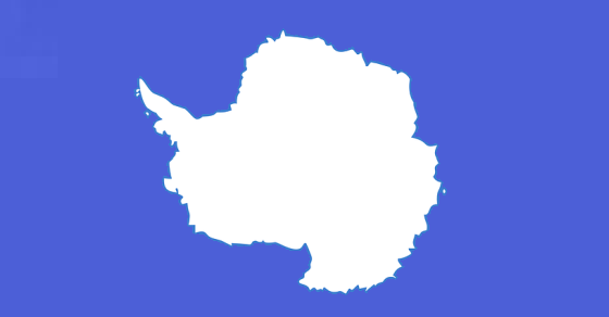 antarktyda grafika