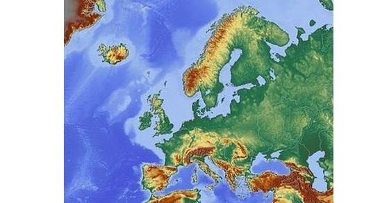 Europa ciekawostki
