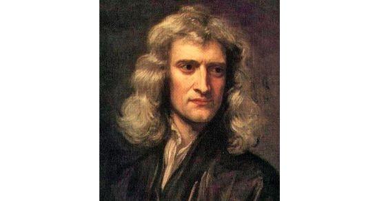 Isaac Newton ciekawostki