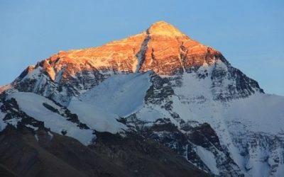 Mount Everest ciekawostki