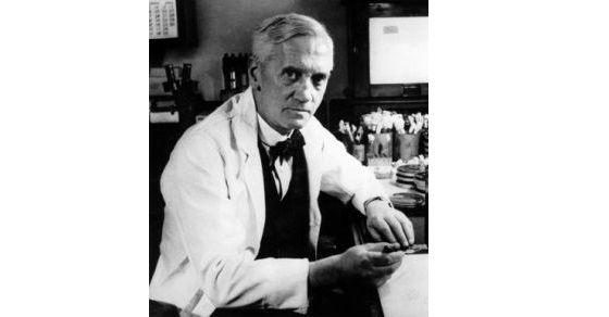 Alexander Fleming ciekawostki
