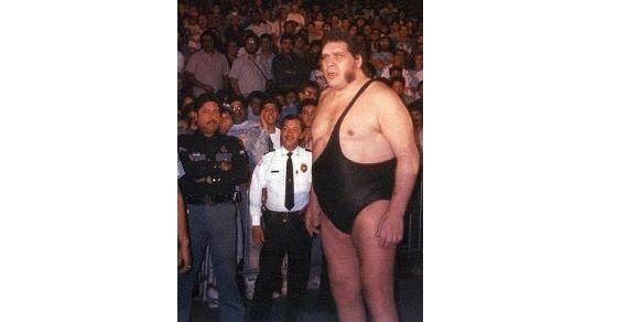 André the Giant ciekawostki