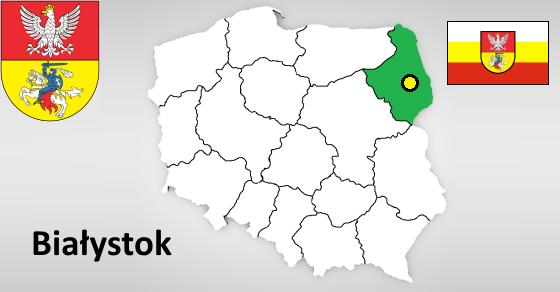 Białystok ciekawostki
