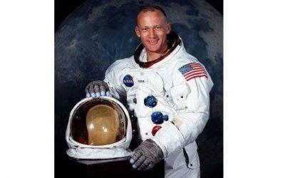 Buzz Aldrin ciekawostki