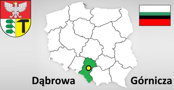 Dąbrowa Górnicza ciekawostki