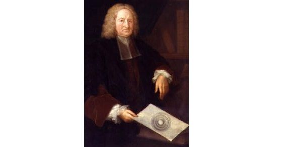 Edmond Halley ciekawostki