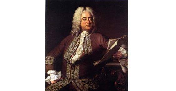 Georg Friedrich Handel ciekawostki