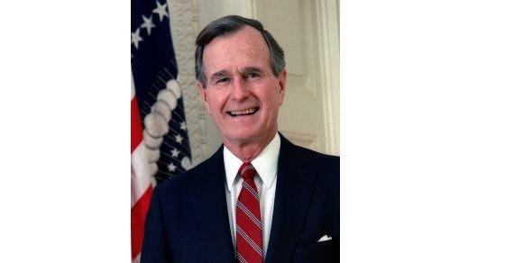 George H.W. Bush ciekawostki