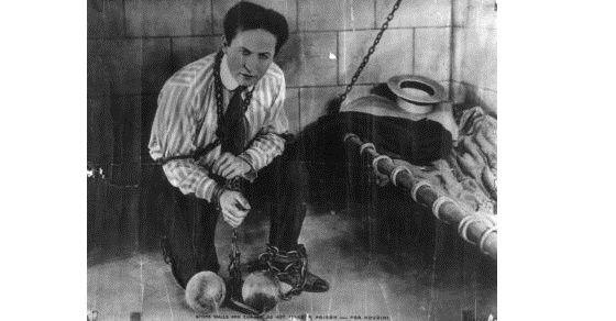 Harry Houdini ciekawostki