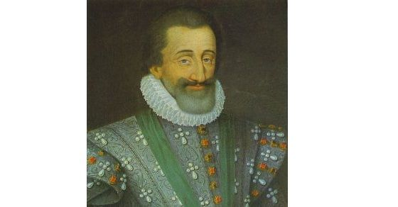 Henryk IV Burbon ciekawostki
