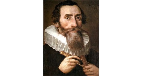 Johannes Kepler ciekawostki