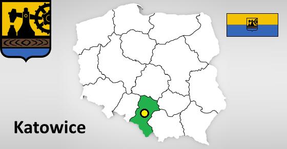 Katowice ciekawostki