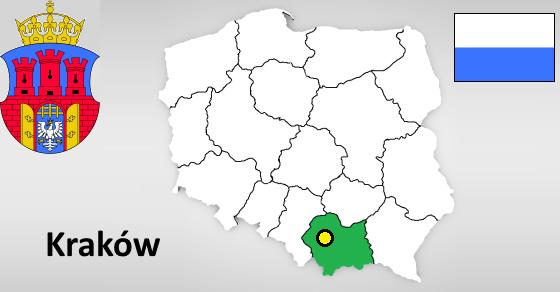 Kraków ciekawostki