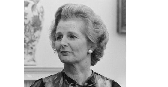 Margaret Thatcher ciekawostki