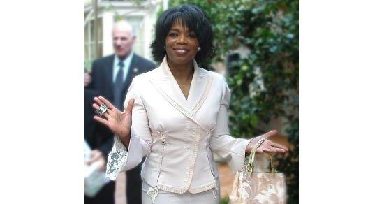 Oprah Winfrey ciekawostki