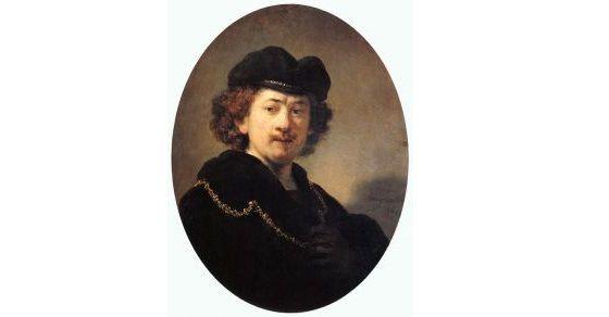 Rembrandt ciekawostki