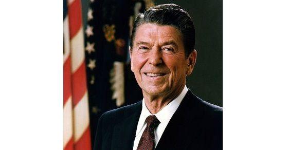 Ronald Reagan ciekawostki