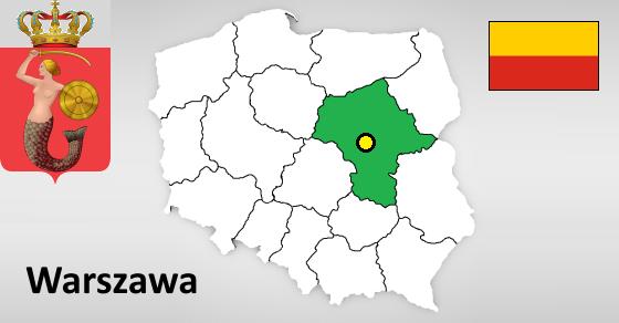 Warszawa ciekawostki