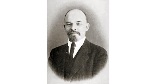 Włodzimierz Lenin ciekawostki