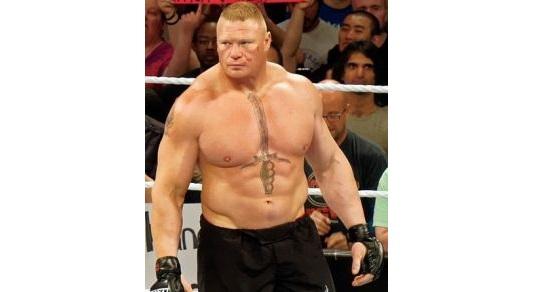 Brock Lesnar ciekawostki