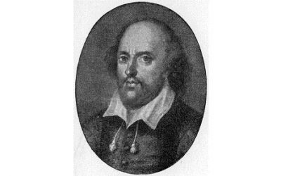 William Shakespeare ciekawostki