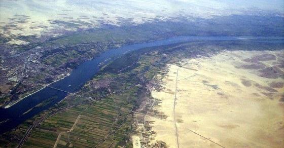 Nil ciekawostki