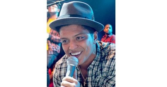 Bruno Mars ciekawostki
