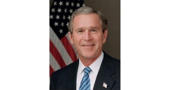 George Walker Bush ciekawostki